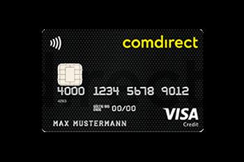 Kreditkarte Student comdirect