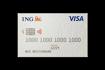 Kreditkarte Studenten ING