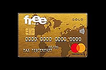Kreditkarte Student free